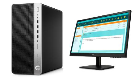 HP EliteDesk 880 G5 TWR-O203524405A(21.5寸)